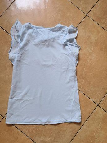 Koszulka, kolor jasnoniebieski, rozm. S