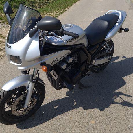 Yamaha FZS 600 Fazer sprzedam
