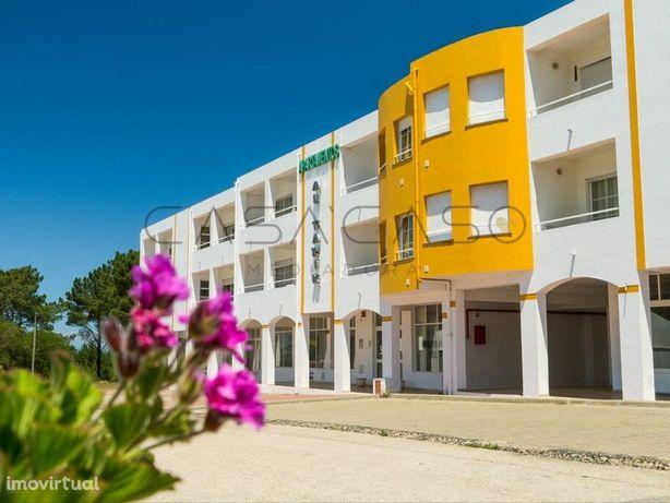 Hotel - Lagoa de Santo André - Costa Alentejana