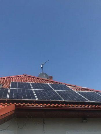 Fotowoltaika, instalacje fotowoltaiczne, panele słoneczne l KOMSAT2