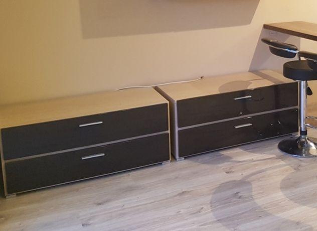 Komody z szufladami, szafka TV
