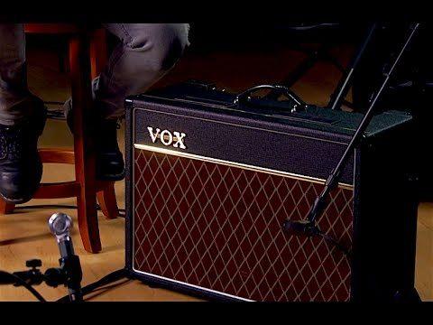 Wzmacniacz gitarowy VOX AC15 C1