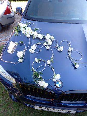 Wynajem auta do ślubu BMW X4