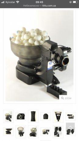 Робот пушка для настольного тенниса