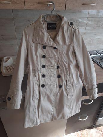Płaszcz damski trencz