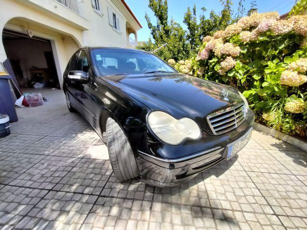 Mercedes c220cdi automatico