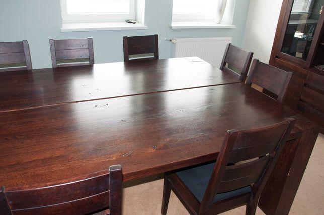 Stół Dębowy wymiary  5,6 m x 1,50 m