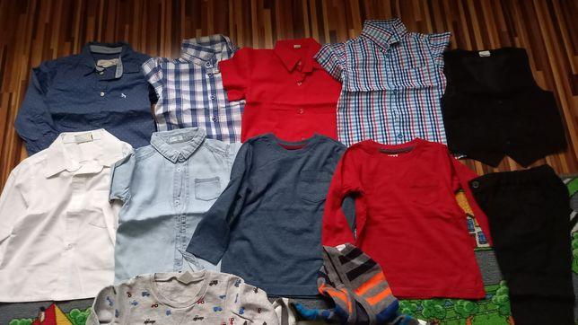 koszule bluzki bluza chlopiece