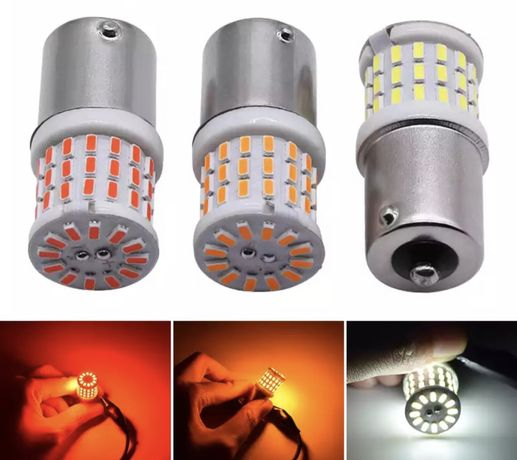 LED P21W 15w canbus - Novo