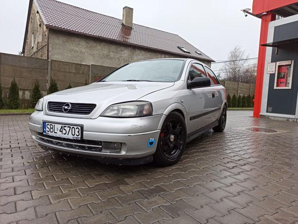 Opel Astra G, 1998r, 1.8benzyna, 116KM, elektryka,klima,gleba, alu