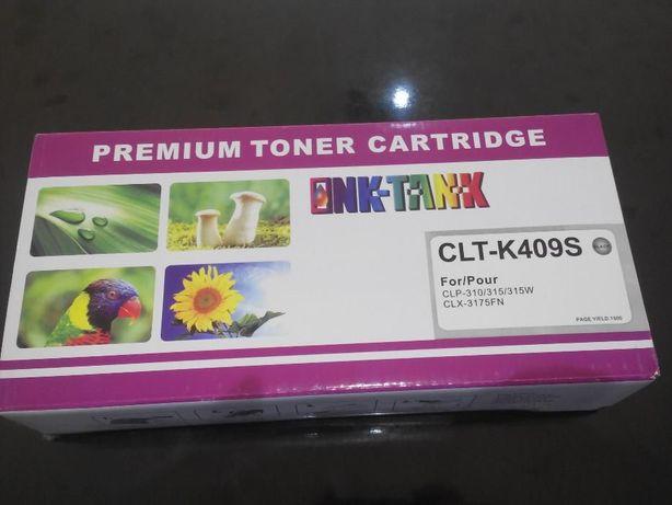 Toner Compatível Samsung CLT-K409S