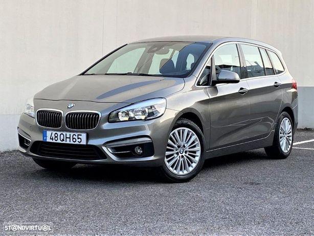 BMW 216 Gran Tourer d 7L Line Luxury
