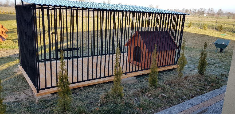 Box 2x2,5m, Klatka, Kojec/Kojce dla psa. Narzędziownia i inne. POLECAM Borki - image 1