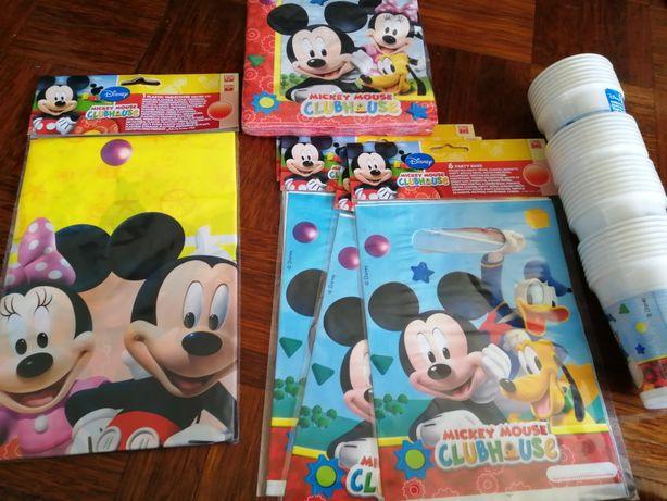 Artigos festa de aniversario do Mickey
