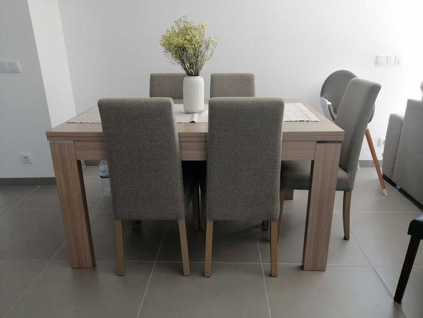 Conjunto móveis sala como novo
