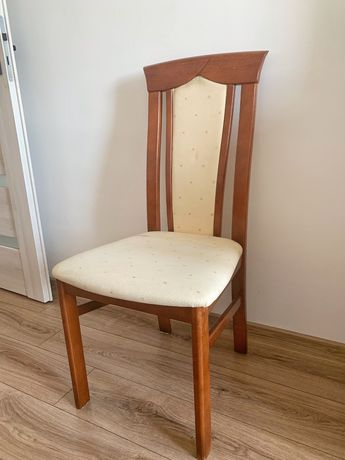 Krzesła do jadalni 8 sztuk lub po 4 sztuki drewno