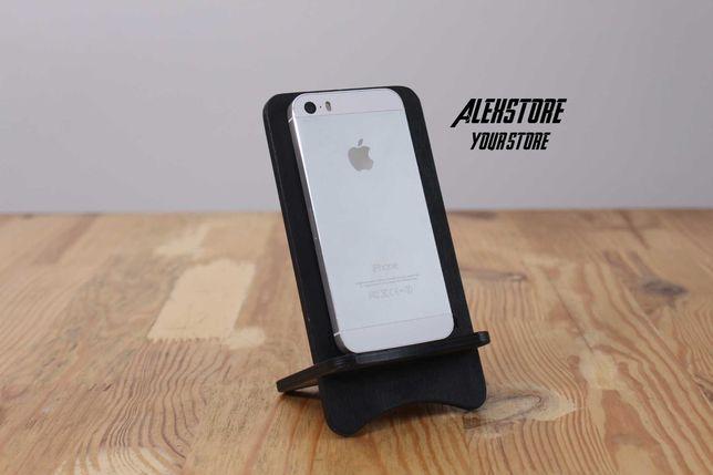 iPhone 5s 16GB/32GB Silver Neverlock •ALEXSTORE.COM.UA• 6/7/8/X