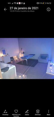 Massagens terapeuticas no Avioso
