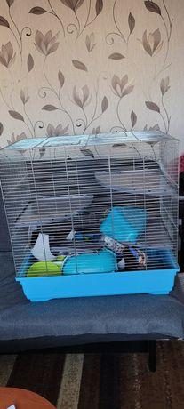 Klatka dla szczura koszatniczki szynszyli