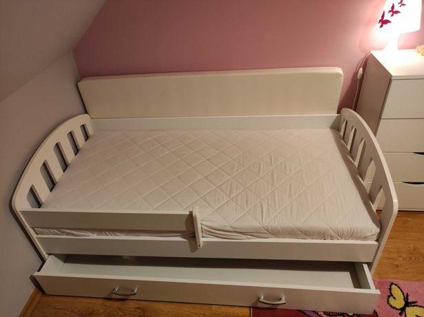 łóżko dziecięce 80x160 stan idealny