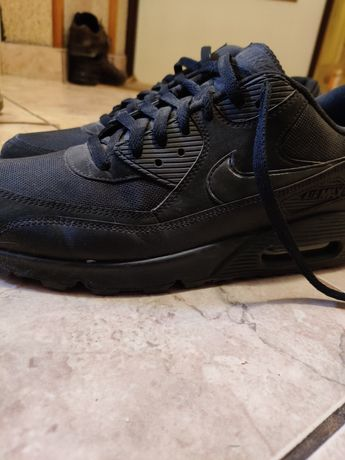 Nike Air Max 90 Essential Black/Czarne rozm. 45. 28.5cm