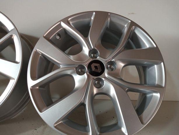 Felgi aluminiowe 16 Renault Clio Captur 4x100 Nowe Oryginalne