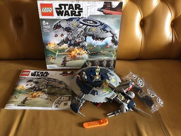 LEGO Star wars Лего Дроид-истребитель 75233