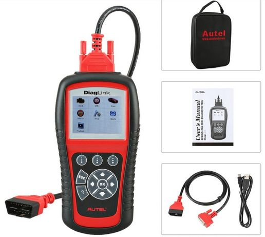 Автосканер AUTEL Diaglink (аналог AUTEL MaxiDiag Elite MD802)