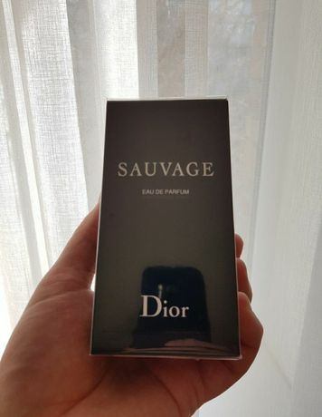 Мужские духи Dior Sauvage Диор Саваж парфюм духи діор саваж