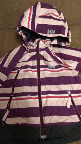 Куртка, термо, для дівчинки в хорошому стані