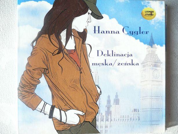 Hanna Cygler Deklinacja męsko żeńska audiobook audioksiążka
