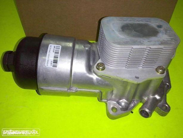 radiador óleo completo Citroen Peugeot Volvo Ford Suzuki Mazda 1.4 e 1.6 hdi