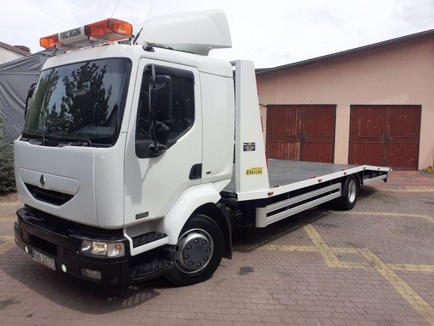 Autolaweta Pomoc Drogowa Renault Midlum DMC 11990, Klimatyzacja