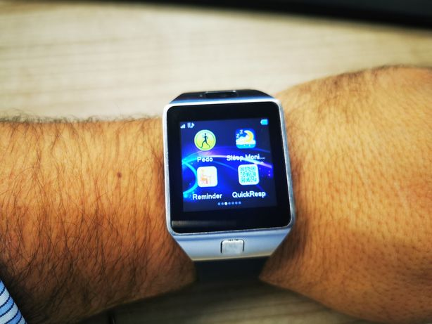 Telemovel e Smartwatch