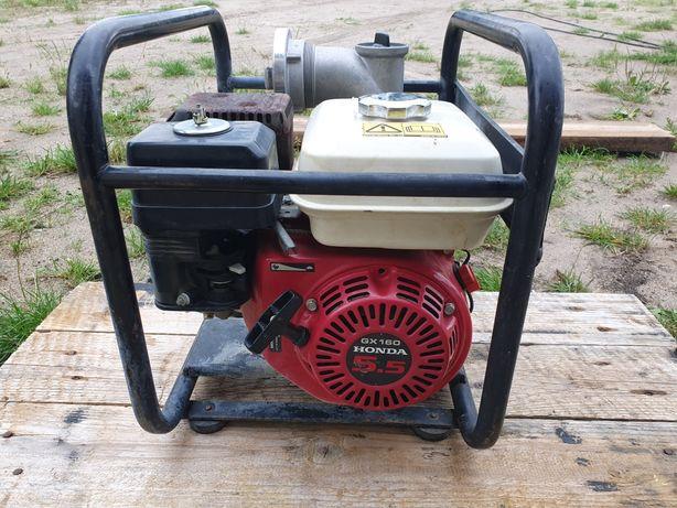 Pompa do brudnej wody Honda (szlamowa)