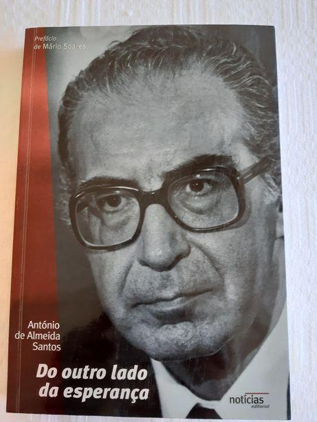 Livro de Antonio de Almeida Santos