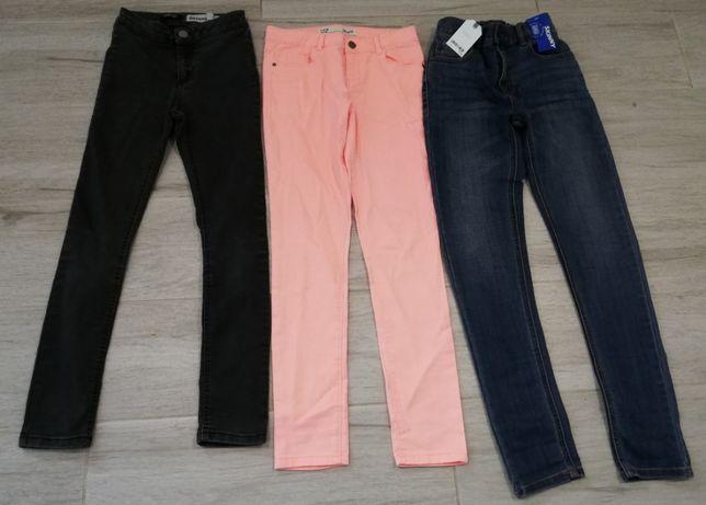 spodnie dla dziewczynki 146 - 152 cm
