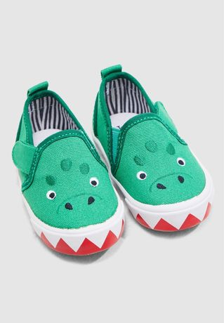 Крутые мокасины Дино HM Next Crocs Convers Zara
