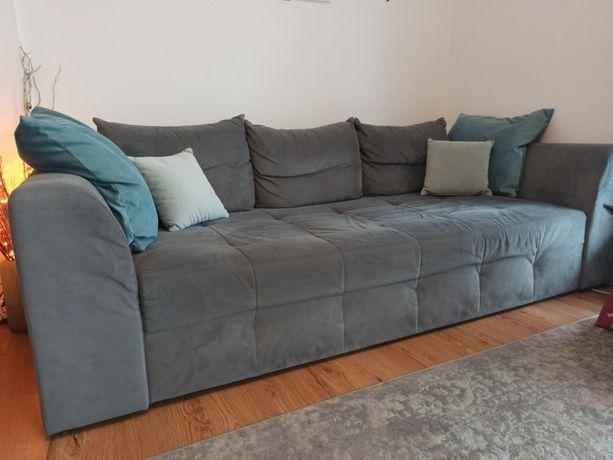 Sofa Royal Mega LUX z BRW, super stan!