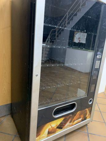 Maquina de vending com moedeiro