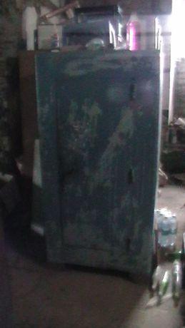 Продам сейф одно секционный 80 - 50 - 160 см