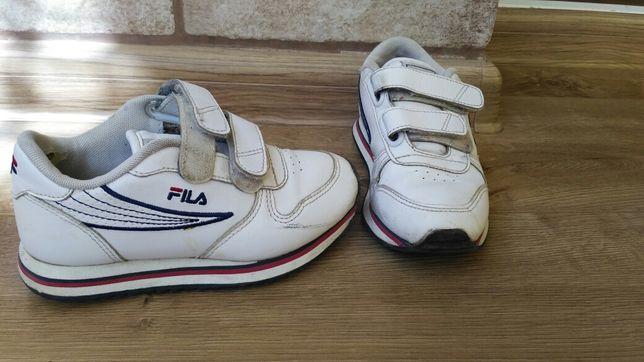 Кроссовки кросівки FILA шкіряні