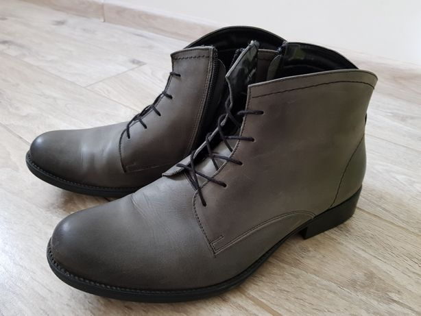Buty męskie ciepłe