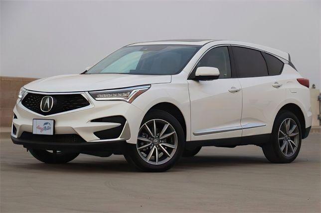 2020 Acura RDX SH-AWD wTech