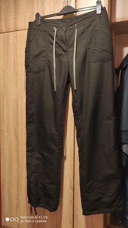 Spodnie damskie turystyczne zimowe ocieplane Decathlon rozm 42