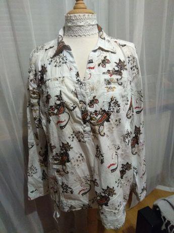 Bluzka koszula bluzeczka Cecil rozmiar XXL około 50 stan bdb