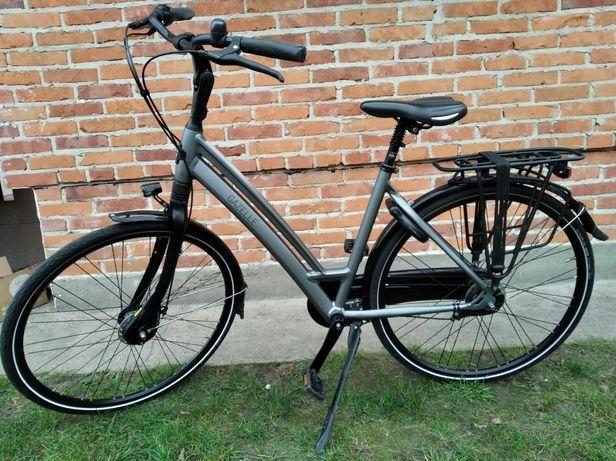 Holenderski rower gazelle chamonix c7 rok 2020