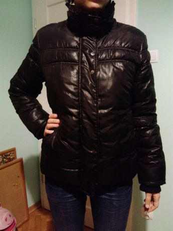 Lekka, ciepła, krótka kurtka