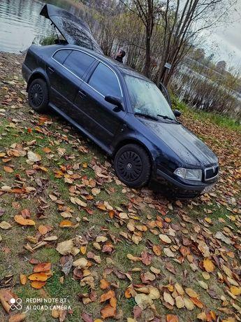 Samochód. Skoda Octavia