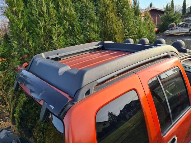 Jeep cherokee kj liberty 3.7 02r zarejestrowany cały lub na części